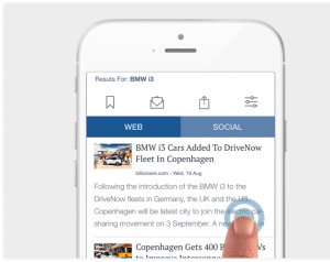 Worknews.io For iPhone: The News Filtering App