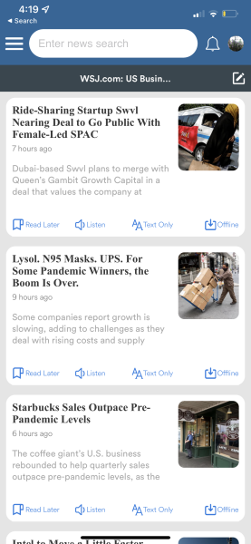 Can now add RSS feeds more easily to your newsfeed